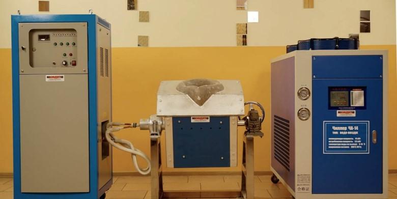 промышленная печь индукционная
