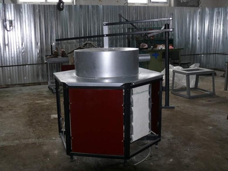 плавильная печь