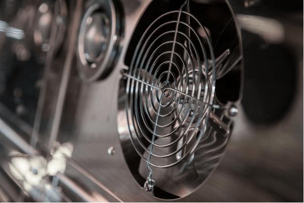 прогревание и дальнейшее охлаждение устройств