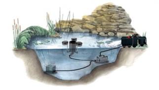 аэрация водоема