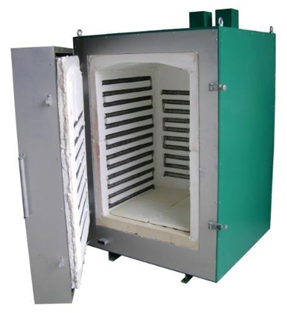 камерная вакуумная печь
