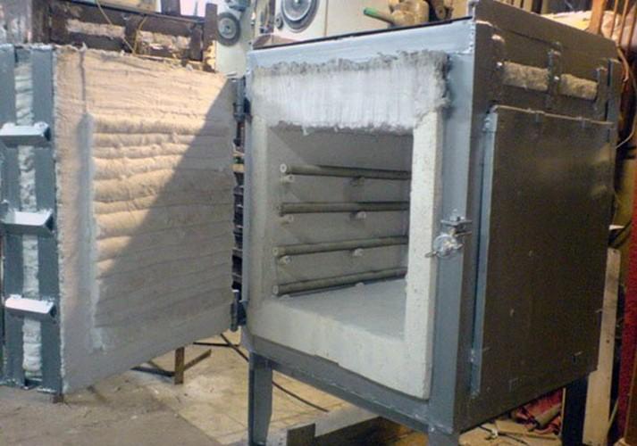 электрическая печь сопротивления
